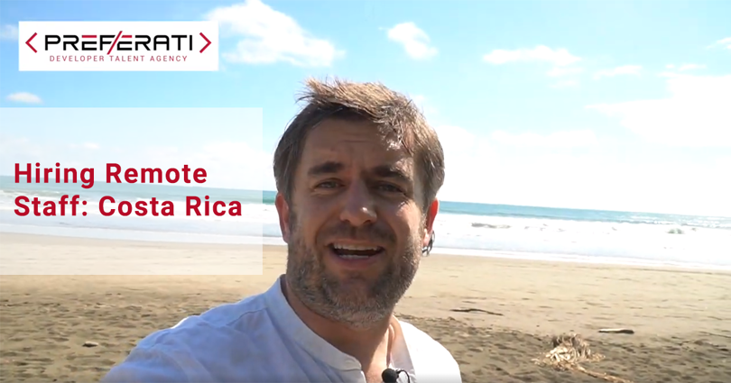 Hiring Remote Staff: Costa Rica