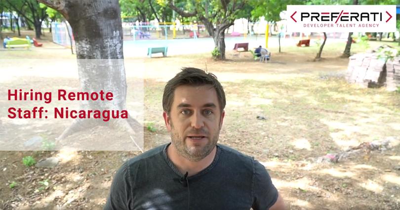 Hiring Remote Staff: Nicaragua